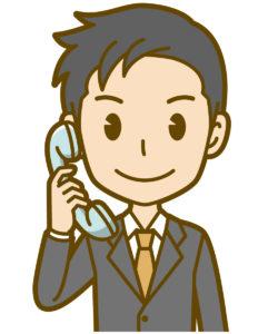 電話,チラシ,営業