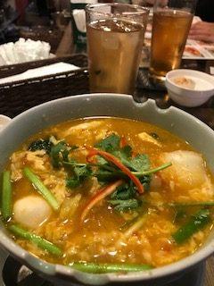 自由が丘,タイ料理,クルンサイアム