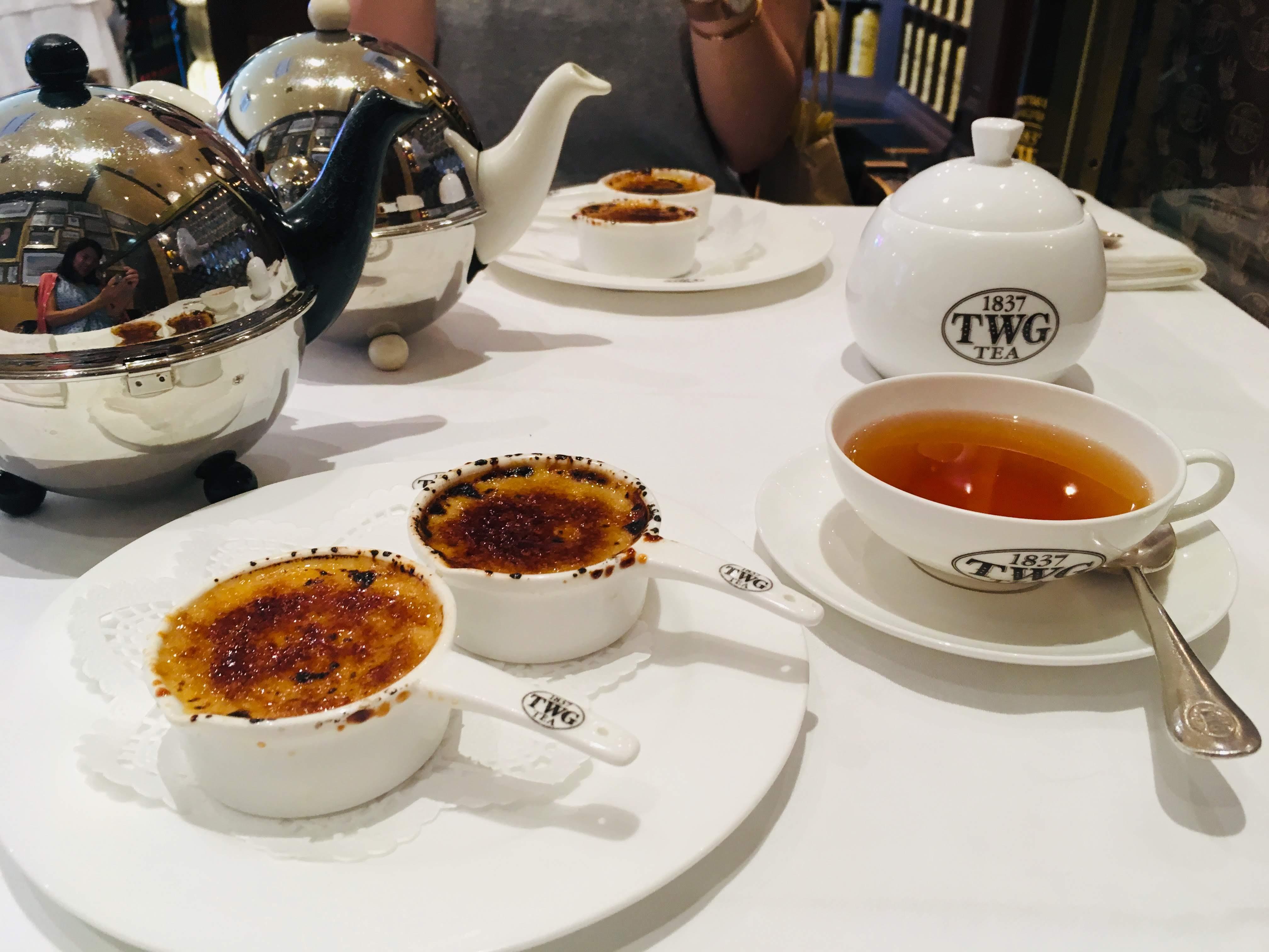 自由が丘,TWGTEA,紅茶