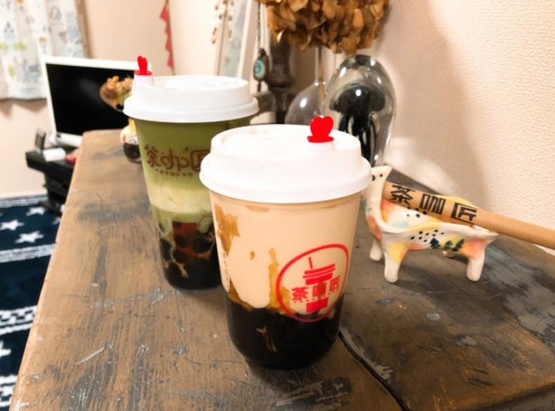 茶咖匠,チャカショウ,自由が丘店,タピオカ,スイーツ