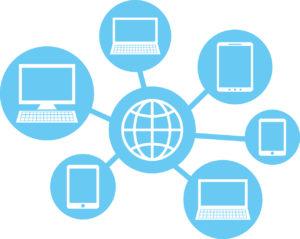 不動産,会社,ネットワーク