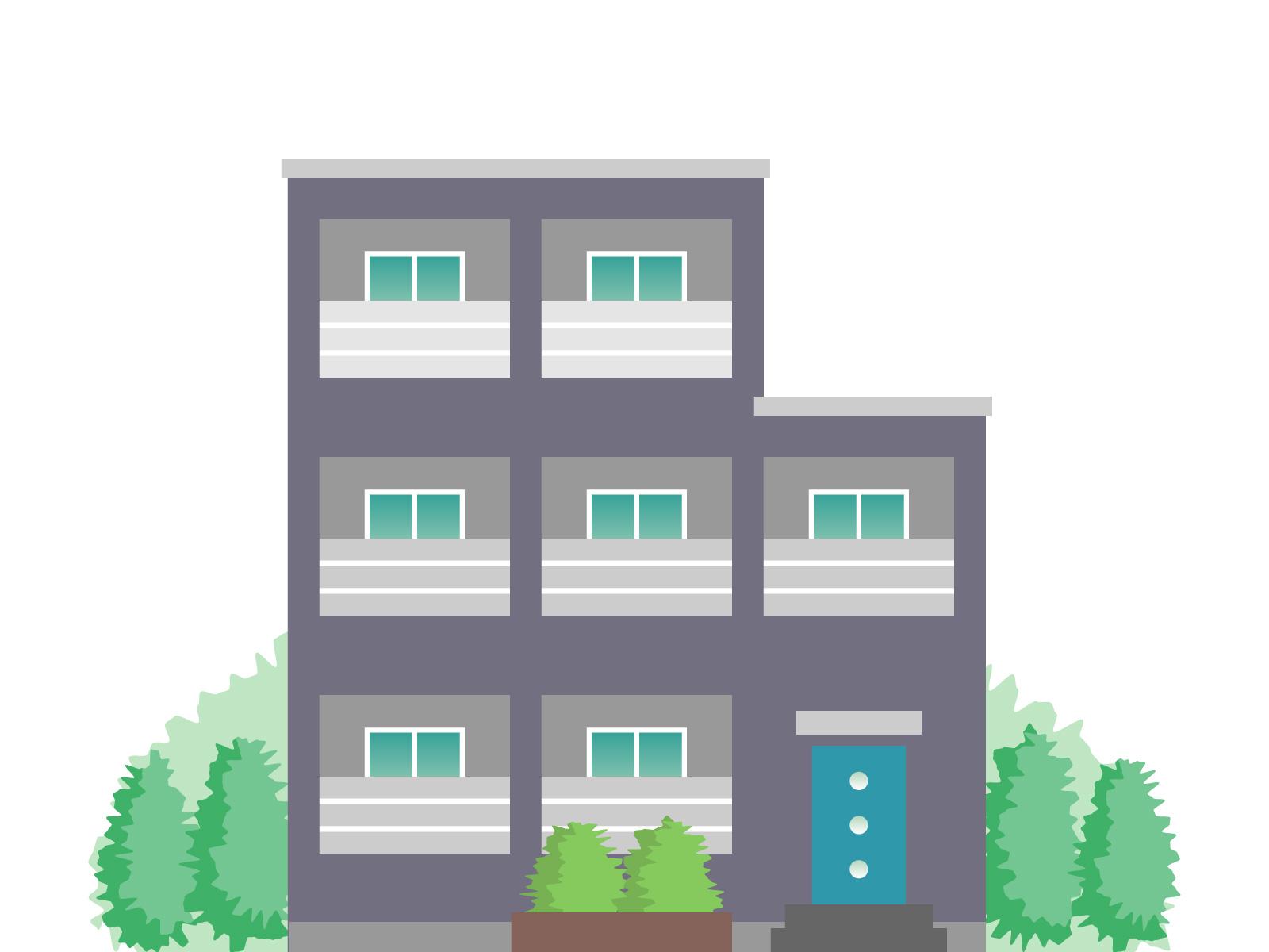 マンション,賃貸,不動産屋,不動産会社,管理会社,違い