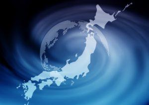 先行き不透明,日本