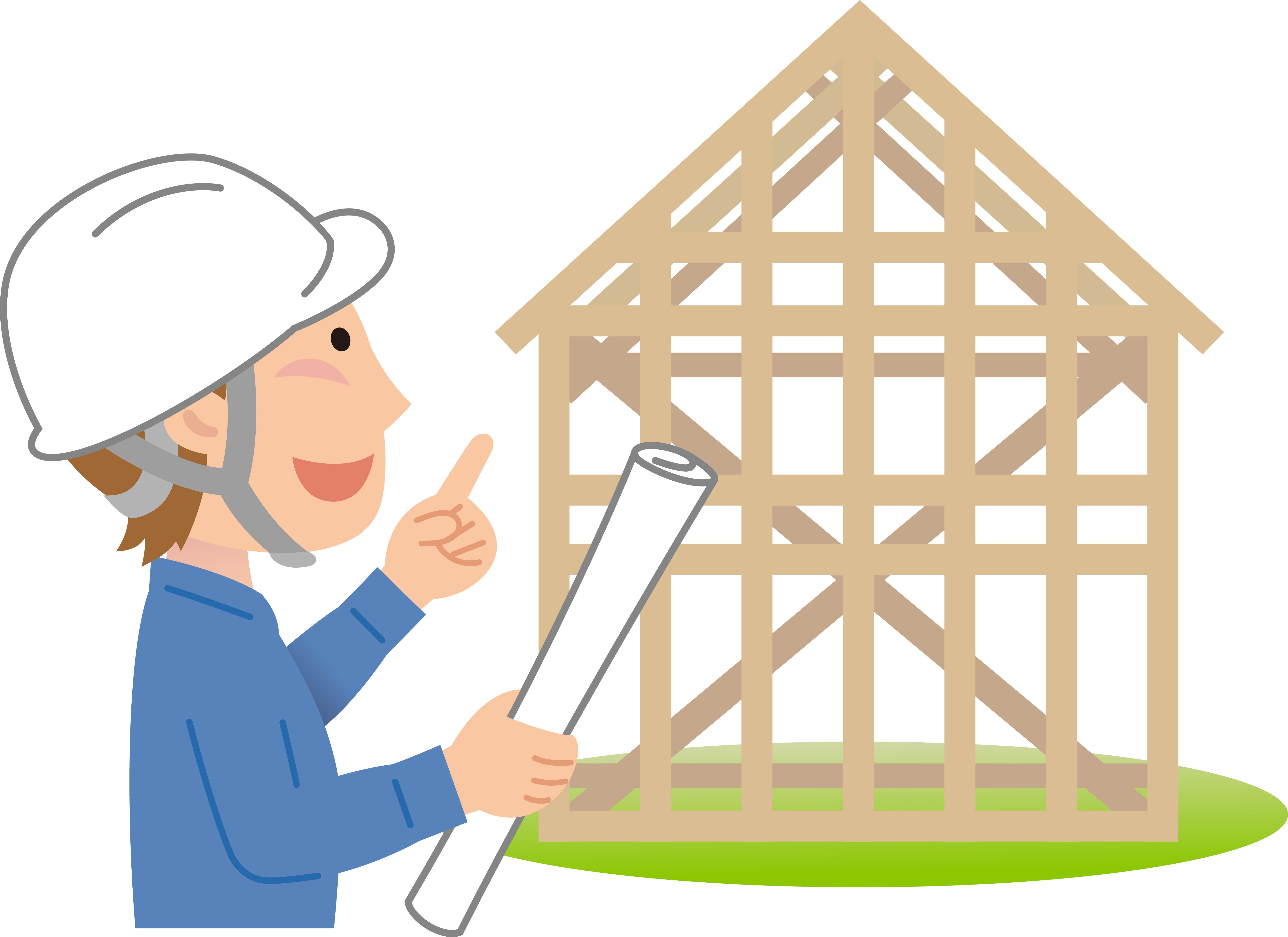 建物,構造,違い