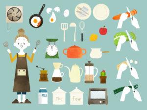 キッチン,キッチン雑貨,キッチンアイテム,主婦