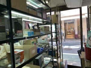 五十嵐金物店,自由が丘,自由が丘デパート,金物,家庭用品,生活必需品