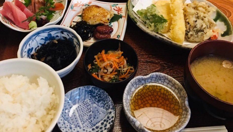 仁松庵,自由が丘,ランチ,和食,特別定食