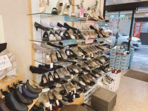MARINA,自由が丘,靴,パンプス