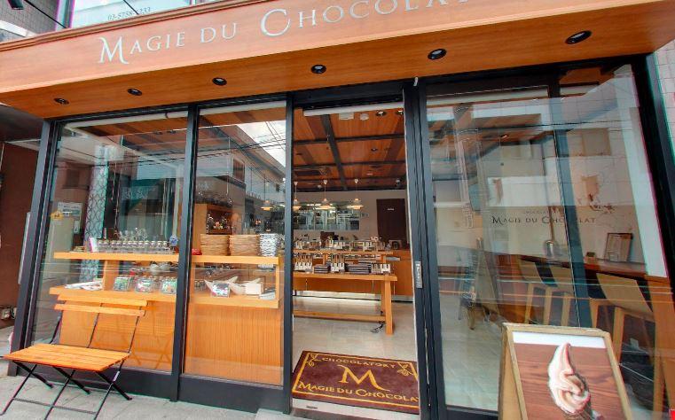 マジドゥショコラ,自由が丘,スイーツ,チョコレート,チョコレート専門店