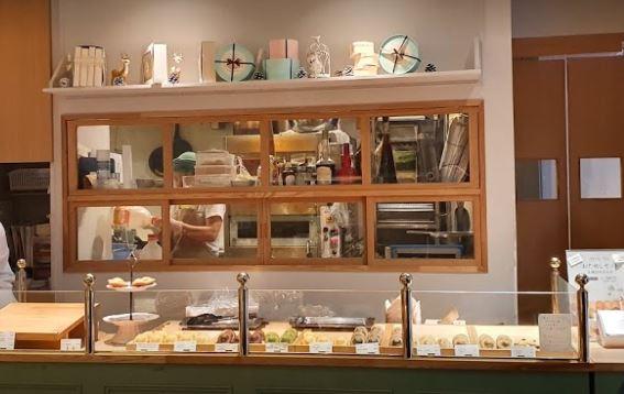 マドレーヌラパン,MADELEINELAPIN,自由が丘,マドレーヌ,ランチ,カフェ,店内で手作り