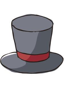 紳士雑貨,帽子,ハット