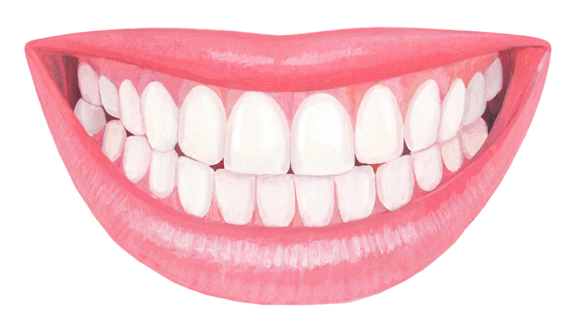 歯,笑顔,歯並び