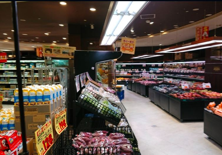 食品館あおば,あおば,自由が丘,スーパー,食料品,肉,野菜,魚