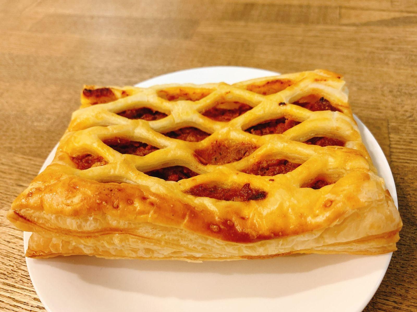 神戸屋,自由が丘,パン,パイ,ベーカリー,パン屋,完熟トマトのミートパイ,ミートパイ