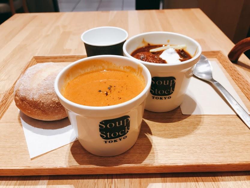 スープストックトーキョー,自由が丘,スープ、カフェ,ランチ