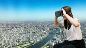 VR,バーチャルリアリティ
