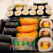 京樽,自由が丘,東急フードショースライス,寿司,