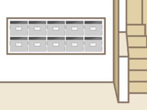賃貸,物件,集合,ポスト,空室,対策
