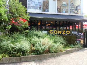 GONZO,イタリアン,自由が丘,ランチ,ディナー