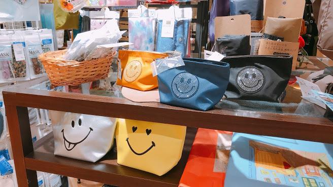 アーマ,ama,自由が丘,セレクトショップ,ファッション雑貨,バッグ,スマイルシリーズ